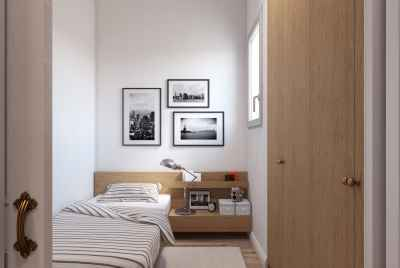 Beautiful spacious apartment in Eixample area of Barcelona